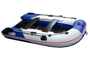 Лодка ПВХ Стелс (Stels) 295 надувная под мотор
