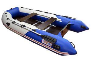 Лодка ПВХ Стелс (Stels) 355 надувная под мотор