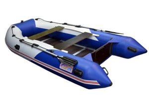 Лодка ПВХ Стелс (Stels) 375 надувная под мотор