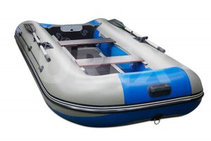 Лодка ПВХ Urex 3400 CК надувная под мотор