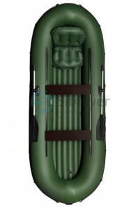 Фото лодки Кантегир 380 НД