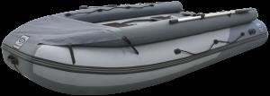 Фото лодки Фрегат 420 Air F с НДНД, фальшбортом и фартуком