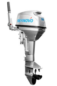 Фото мотора Seanovo SN9.8FHS (9,8 л.с., 2 такта)